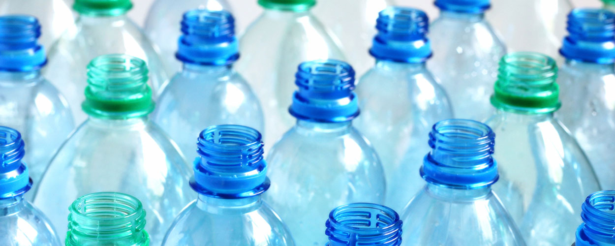 The madness of drinking bottled water shipped halfway round the world Photo